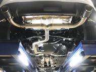 CS車宮車業 VW GOLF GTI 7.5 專用 VVS 遙控電子閥門排氣管 中尾段