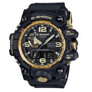 Casio G-SHOCK MUDMASTER Black Resin Case Resin Strap GWG-1000GB-1A GWG1000GB-1A GWG1000GB