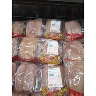 大成 或 卜蜂 依現場為主 清雞胸肉 真空包裝 我就是找2.5~2.65KG的,原價再加45元的代購費 好市多 代購