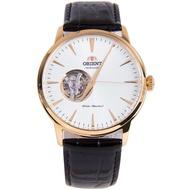 Orient Esteem II FAG02002W0 FAG02002W AG02002W Automatic Analog Leather Watch