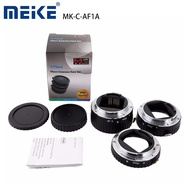 ◎相機專家◎ Meike 美科 MK-C-AF1A CANON 微距 近攝接寫環 三環 5D4 700D 金屬版 公司貨