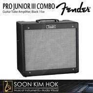 FENDER PRO JUNIOR III COMBO Guitar Tube Amplifier 15w