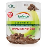 Jamieson - 代餐健體瘦身蛋白營養粉 含維他命益生菌omega-3 朱古力味355 克 效期 12/2022