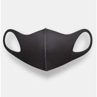 LeMASKA 韓國口罩 時尚口罩 KF80 _ 黑 (可重複使用)