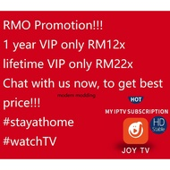 {LIFETIME} JOY TV IPTV Live Channel Movie and Drama Subscription 1000+ VOD Android tv box mypad myiptv dragon iptv8k