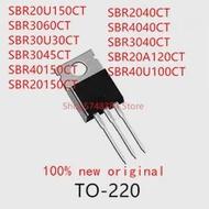 SBR20U150CT 10PCS SBR3060CT SBR4040CT