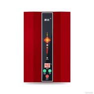 熱水器 熱水器 即熱式電熱水器 家用小型快速熱水器衛生間洗澡淋浴機壁掛 - 交換禮物