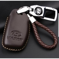 Hyundai 現代汽車 遙控器皮套 遙控器保護套 鑰匙包 汽車遙控器皮套 遙控鑰匙包 TUCSON ELANTRA