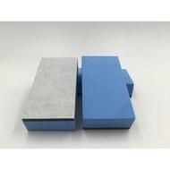 車Bar- 玻璃鍍膜海棉 不織布鍍膜海棉 車身鍍膜可用 玻璃鍍膜可用 不織布讓鍍膜劑更均勻 鍍膜專用 拋棄式鍍膜海棉