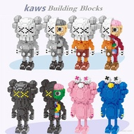 Kaws Bearbrick Lego Building DIY Lego Toys Kids Baby Digital Gifts Action Figure Educational Toys For Kids Doll