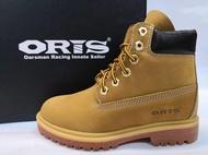 大自在  大降價 ORIS 皮鞋 靴子 真皮皮鞋 休閒皮鞋 尺寸36~39 女款 S8789B02