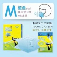 〈買2送1〉松研530V防PM2.5兒童口罩 (非3M、Honeywell、藍鷹、天天、匠心、康匠)(10入/盒)