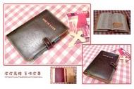 『皮皮馬路 手作皮革』真皮手工皮革聖經書套(素面版-焦茶色)客製化/皮件/皮雕/書套/十字架/耶穌基督