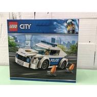 Lego City 60239 城市系列 警察巡邏車