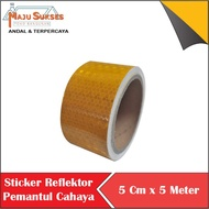 Tms STICKER Reflector STICKER KIR STICKER Reflective Light Reflective P
