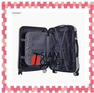"""#กระเป๋าเดินทางล้อลาก 20/24/28 นิ้ว 8 ล้อ วัสดุ ABS กระเป๋า จัดระเบียบ การเดินทาง """"Siam Tourist"""" 1611"""