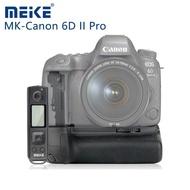 【Meike 美科】Canon 6D II Pro 垂直手把 BG-E21(附遙控器)