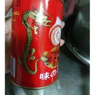 老牌金雙龍螺肉罐