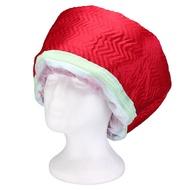 เครื่องอบไอน้ำผมหมวกเครื่องอบผ้าไฟฟ้าหมวกทำความร้อนความร้อนหมวกรักษาBeauty
