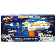 NERF 樂活打擊 自由模組 ECS10衝鋒槍 【鯊玩具Toy Shark】