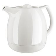 *DEYO德優 豐富生活*德國EMSA Ellipse 精緻典雅保溫壺 白色,附濾茶網 0.6L 德國製