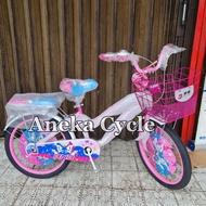 Sepeda Anak Cewek Perempuan Mini BNB Unicorn Little Pony 20