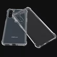 Ultra-thin Case For Oneplus Nord Slim Soft TPU Airbag Cover For OnePlus 8 NORD 5G 1+