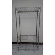 鐵力士架 鐵力士衣櫥,90*45*175cm,二手貨,限自拆自取