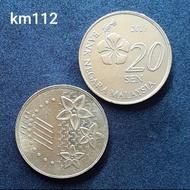 km112 malaysia 20 sen