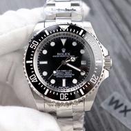 ☀勞力士/Rolex男士手錶勞力士機械瑞士機芯腕表綠水鬼金鬼藍鬼黑水鬼水鬼王男士 藍水鬼王 黑水鬼王