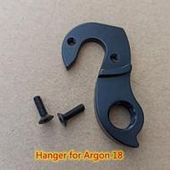 10Pc Cnc Basikal Mech Keciciran untuk Argon 18 Nitrogen Pro Argon18 E119 Plus Bingkai Karbon Gear Basikal Belakang Derailleur hanger Extender