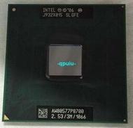 咨詢問價原裝PGA P8800 P8700 p8400 T9550 T9600 T9800正式版 筆記本CPU