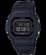 CASIO 卡西歐 GW-B5600BC-1BDR G-SHOCK 太陽能電波電子錶 黑 42.8mm