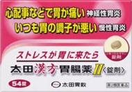 太田胃散 【第2類醫藥品】太田漢方腸胃藥Ⅱ