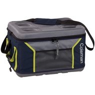 【Coleman】可折疊保冷箱 可收納 75罐 保冷熱袋 輕便 戶外 露營 海軍藍