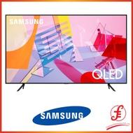 SAMSUNG QA55Q60TAKXXS 55-INCH 4K SMART QLED TV FREE DELIVERY + WALL MOUNT WORTH$200 (55Q60T)