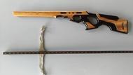ปืนยิงปลา รางอลูมิเนียม ไกเซฟ ปีกค้างคาวเลส+โรเล่อร์