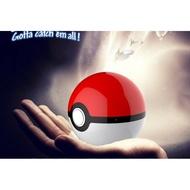 三代精靈球行動電源 神奇寶貝球12000mah移動電源 pokemon go口袋寵物小精靈球充電寶 精靈寶可夢