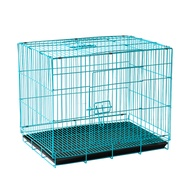 GOKU Dog Cage Pet Cage Small Dog Cat Cage Rabbit Cage Household Indoor Toilet Medium Dog Cat Dog Wire Cage