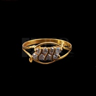 Young Gold Ring + - 1 Gram