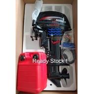 HIDEA 20 HP 2-STROKE OUTBOARD MOTOR