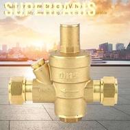 """Superparis DN15 1/2""""可調水壓黃銅減壓閥"""