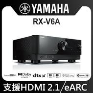 YAMAHA 7.2聲道AV擴大機 RX-V6A