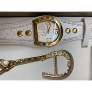 米格精品 台灣現貨 AIGNER手錶美國🇺🇸Outlet購入全新正品 AIGNER手錶➕施華洛世奇水晶鑰匙圈/套組