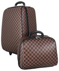 ProLuggage กระเป๋าเดินทาง เซ็ทคู่ 20 นิ้ว/14 นิ้ว Louise Brown รุ่น 06120
