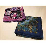 ANNA SUI 絲巾 手帕 日本製 正品 100%全新(兩款可選)