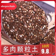 succulents Succulent nutritious soil special granular soil general household peat soil fleshy plants change pot soil spe
