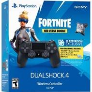PS4 DUALSHOCK 4 WIRELESS CONTROLLER (FORTNITE NEO VERSA BUNDLE) (US)