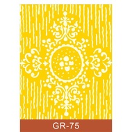 [新竹銓合油漆] 造型印花滾輪 GR-75 英式風格 (可加購虹牌調色全效乳膠漆)