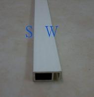 『昇瑋鋁窗』1007 鋁擠型 21 mm * 10 mm 花格鋁紗窗料 鋁料 鋁門窗材料 鋁材 鋁門窗 紗窗門 DIY